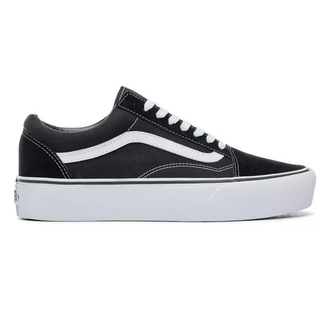 Chaussures Vans PLATFORM OLD SKOOL