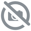 Chaussures Vans CHECKERBOARD CLASSIC SLIP-ON - Silver/True White